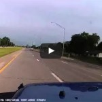 Stolen Jeep Dash Cam – High Speed Chase & Crash