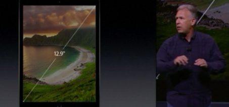 Apple unveils iPad Pro