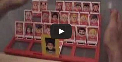 How to win Guess Who?…in one move.