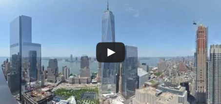 Official 11 Year Time-Lapse Movie of One World Trade Center