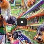 Pouff – Grocery Trip – Google Deep Dream