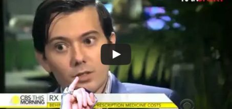 Shocking Unedited Footage of Martin Shkreli – Daraprim