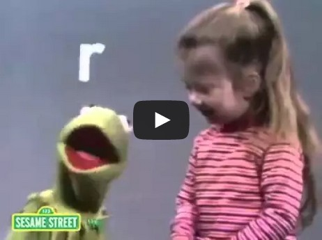 The Cutest Moment To Ever Happen On Sesame Street