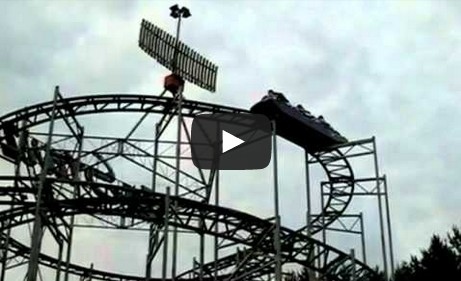 What is love jammed roller coaster