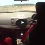 Funny Rally Onboard – Samir…You're breaking the car!