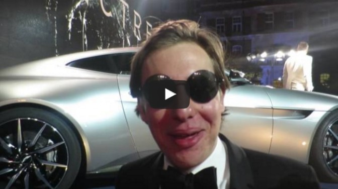 HOW I CRASHED THE SPECTRE PREMIERE AND AFTER PARTY JAMES BOND STYLE