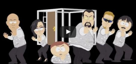 "South Park – Safe Space – ""In My Safe Space"""