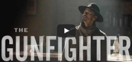 The gunfighter – (voice by Nick Offerman)