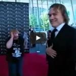 What happens when you Suddenly meet Heath Ledger