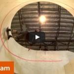 Action Cam | Tony Hawk Skates First-Ever Horizontal Loop | Sony