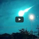 'Fireball meteor' lights up Thailand skies 2 Nov 2015