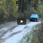 Kalle Rovanperä – first year of rally driving at age of 8