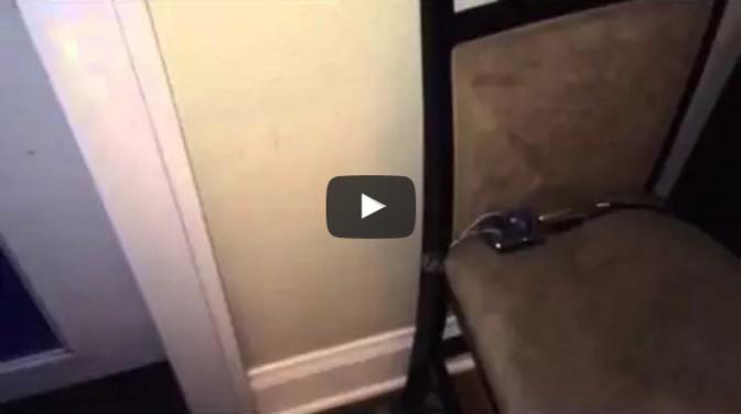 Seinfeld Bass Riff Door Sensor