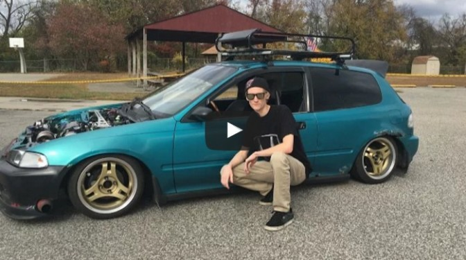 Shit Civic Owners Say