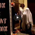 Trick or Treating Halloween Prank!!