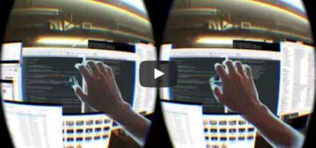 AR Screen hackathon project