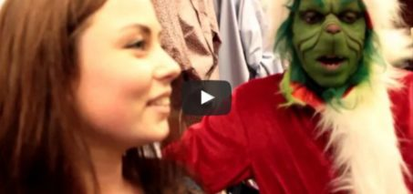 Awesome Grinch Impression – Stealing Christmas In Whitehaven