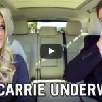 Carrie Underwood Carpool Karaoke