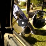 Jack's Garbage Truck – Grabbing a mattress with the claw