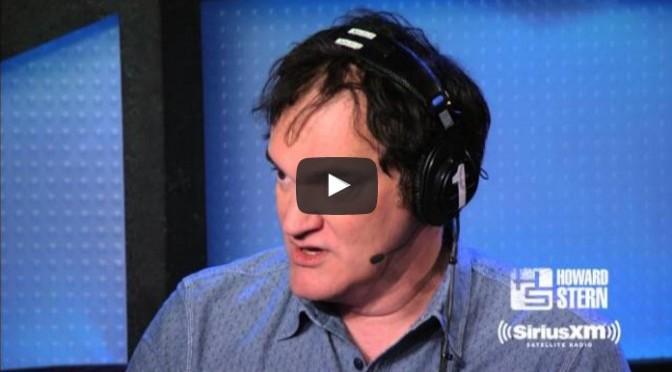 Quentin Tarantino on Disney vs. 'The Hateful Eight'