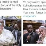45 #PopeBars memes
