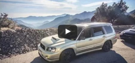Caught on Dashcam – Car Crash and Flip Off the Side of a Mountain – Angeles Crest Highway