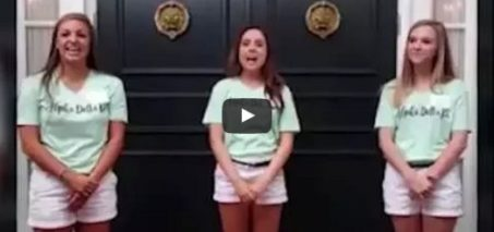 Sorority Opens the Gates of Hell