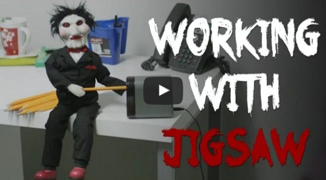 working with jigsaw