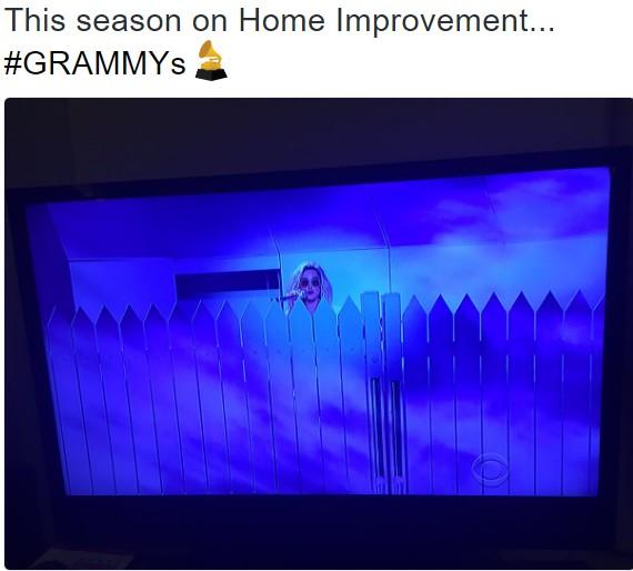 this season on home improvement grammys