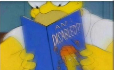 When you accidentally laugh at a meme with an iFunny watermark